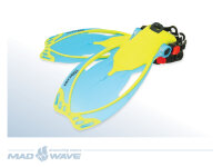 Ласты детские Mad Wave Turbulence M0649 04 5 00W